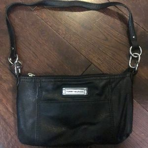 Tommy Hilfiger Hand bag black no marks
